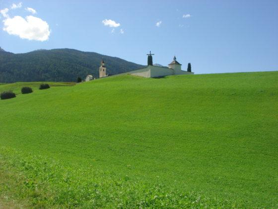 Turbulent history of Italian Tyrol