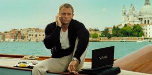Bond's tour