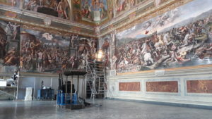 Vatican Museums after COVID-19
